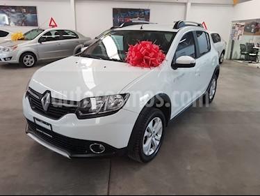 foto Renault Stepway Zen usado (2018) color Blanco precio $189,000