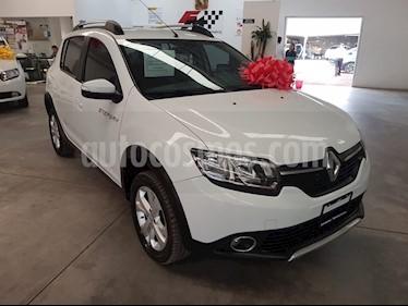 Renault Stepway Zen usado (2018) color Blanco Alaska precio $189,000