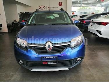 foto Renault Stepway 5p Intens L4/1.6 Man usado (2019) color Azul precio $199,000