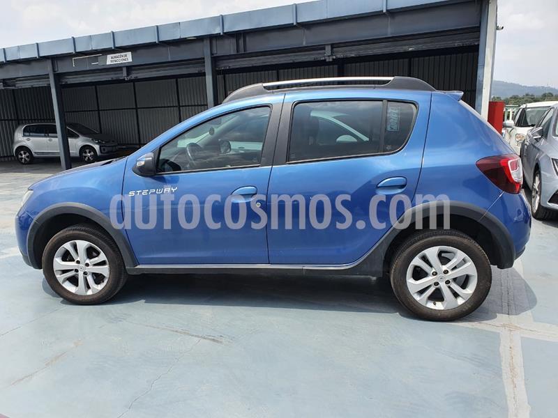 Renault Stepway Dynamique usado (2016) color Azul precio $145,000