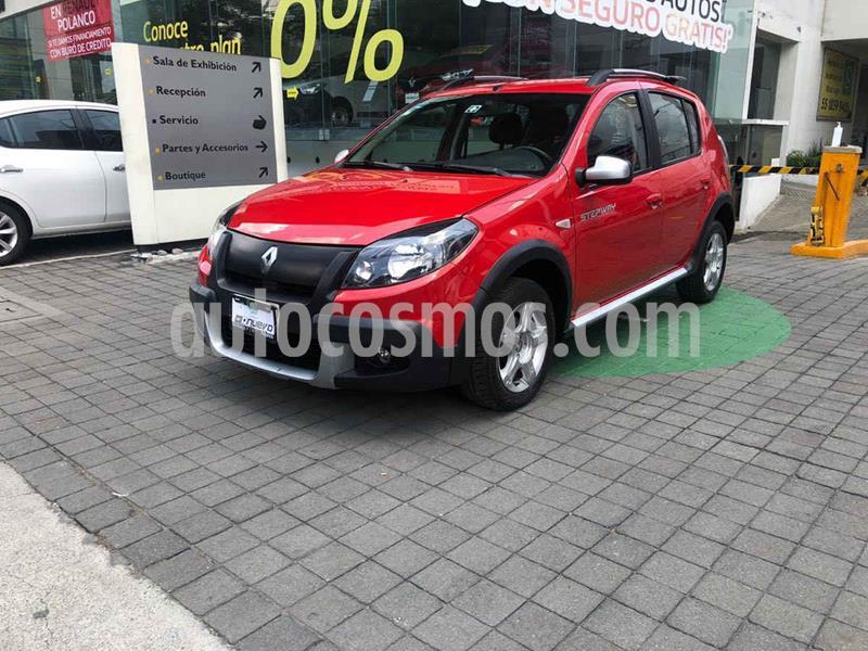 Renault Stepway Dynamique usado (2015) color Rojo precio $135,000