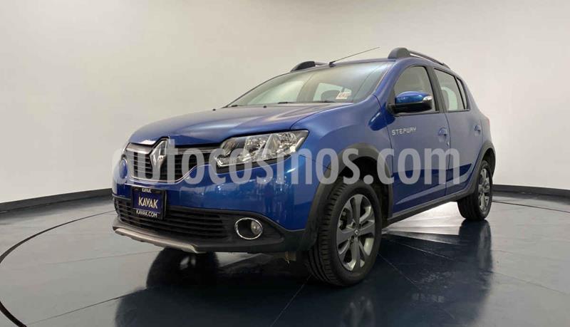 Renault Stepway Intens usado (2018) color Azul precio $177,999