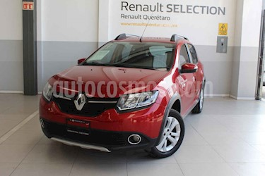 Renault Stepway 5p Dynamique L4/1.6 Man usado (2017) color Rojo precio $180,000