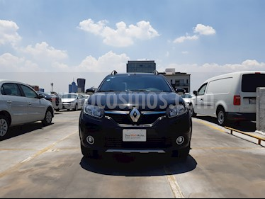 Renault Stepway Trek usado (2018) color Negro precio $175,000