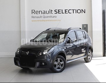 Foto venta Auto usado Renault Stepway Outdoor (2015) color Gris precio $143,000