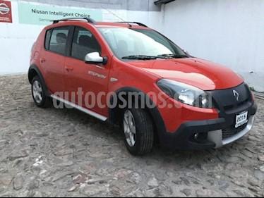 Foto venta Auto usado Renault Stepway STEPWAY MEDIA NAV TM (2015) color Rojo precio $135,000
