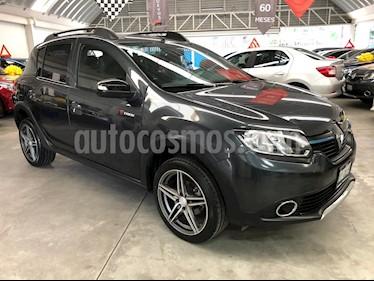 Foto venta Auto usado Renault Stepway Trek (2018) color Gris Cometa precio $189,000