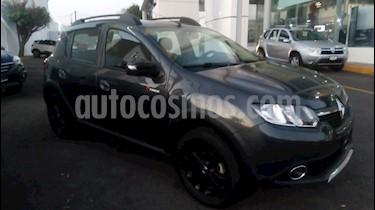 Foto venta Auto usado Renault Stepway Trek (2018) color Gris Cometa precio $210,000