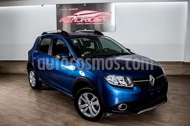 Foto venta Auto usado Renault Stepway Zen (2018) color Azul precio $162,000