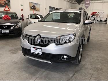 Foto venta Auto usado Renault Stepway Zen (2018) color Gris Estrella precio $175,000