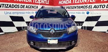Foto venta Auto usado Renault Stepway Zen (2018) color Azul precio $180,000