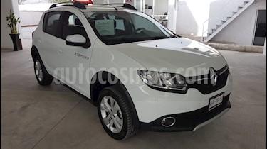Foto venta Auto usado Renault Stepway Zen (2018) color Blanco precio $229,300