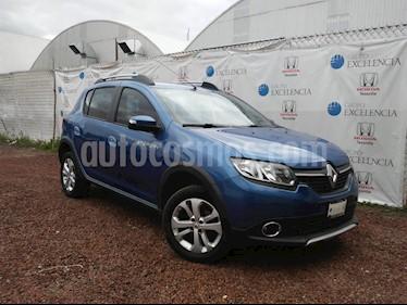 Foto venta Auto Seminuevo Renault Stepway Zen (2018) color Azul precio $195,000