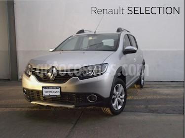 Foto venta Auto usado Renault Stepway Zen (2018) color Gris Estrella precio $205,000