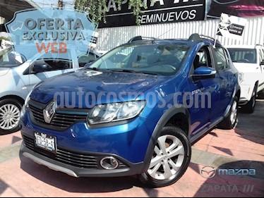 Foto venta Auto Seminuevo Renault Stepway Zen (2018) color Azul precio $175,000