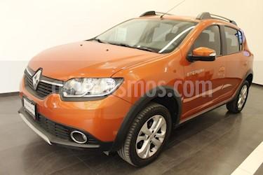 Foto venta Auto usado Renault Stepway Zen (2018) color Naranja precio $209,000