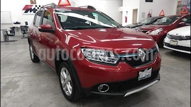 Foto venta Auto usado Renault Stepway Zen (2018) color Rojo Fuego precio $198,000