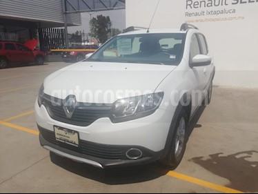 Foto venta Auto usado Renault Stepway Zen (2018) color Blanco Alaska precio $185,000