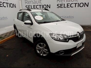 Foto venta Auto usado Renault Stepway Zen (2019) color Blanco precio $198,000