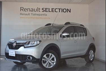 Foto venta Auto usado Renault Stepway Zen (2018) color Gris Estrella precio $210,000