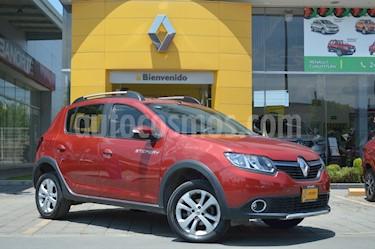 Foto venta Auto usado Renault Stepway Zen (2018) color Rojo Fuego precio $190,000