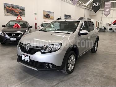 Foto venta Auto usado Renault Stepway Zen (2018) color Plata precio $175,000
