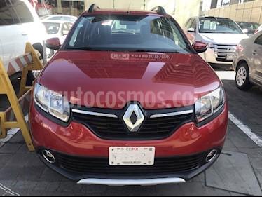 Foto venta Auto usado Renault Stepway Zen (2018) color Rojo precio $190,000