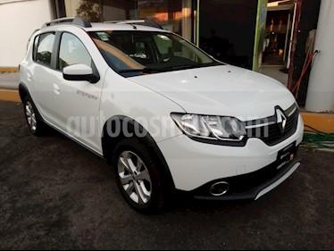 Foto venta Auto usado Renault Stepway Zen (2018) color Blanco precio $185,000