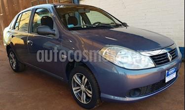 Foto venta Auto usado Renault Symbol - (2010) color Gris Oscuro precio $225.000