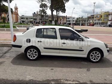 Renault Symbol 1.4 Autentiqu? usado (2003) color Blanco precio $10.500.000