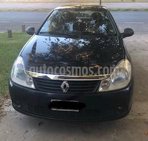 Renault Symbol 1.6 Confort usado (2012) color Azul precio $230.000