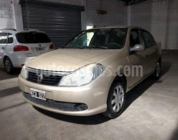 Foto venta Auto usado Renault Symbol 1.6 Confort (2011) color Dorado precio $190.000