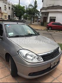 Foto Renault Symbol 1.6 Confort usado (2009) color Plata precio $160.000