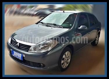 Foto venta Auto usado Renault Symbol 1.6 Connection II (2010) color Gris Oscuro precio $220.000