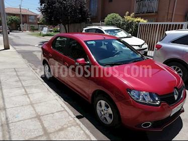 Renault Symbol 1.6 Dynamique usado (2014) color Rojo precio $4.850.000