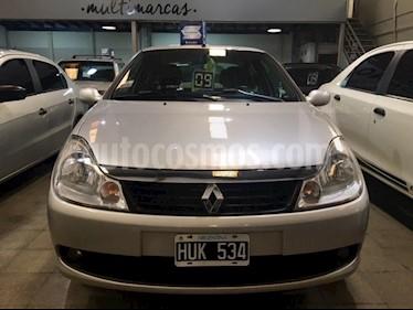 Foto venta Auto Usado Renault Symbol 1.6 Luxe (2009) color Gris Eclipse precio $165.000