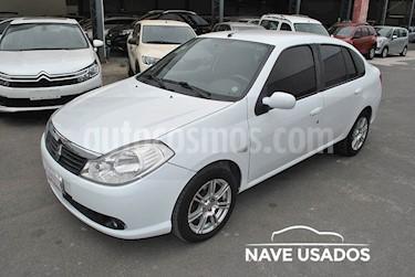 Foto venta Auto Usado Renault Symbol 1.6 Luxe (2011) color Blanco precio $185.000