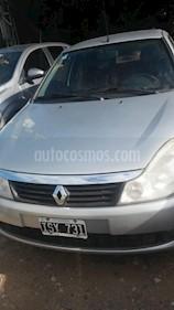 Foto venta Auto usado Renault Symbol 1.6 Pack (2010) color Gris Claro precio $180.000
