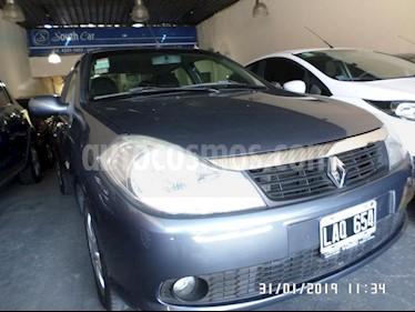 Foto venta Auto usado Renault Symbol 1.6 Pack (2012) color Gris Oscuro precio $203.000