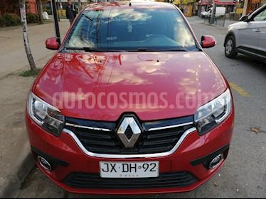 Renault Symbol 1.6L Intens Tech usado (2017) color Rojo precio $6.200.000