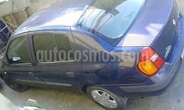 Foto venta carro Usado Renault Symbol Alize 1.6L (2005) color Azul Crepusculo precio u$s1.000