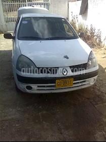 Foto venta carro usado Renault Symbol Alize 1.6L (2008) color Blanco precio u$s1.500