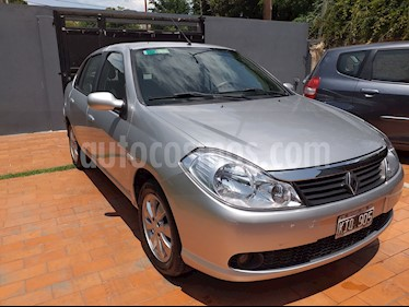 Renault Symbol 1.6 Connection usado (2011) color Gris precio $259.000