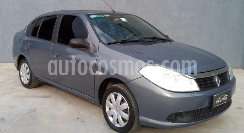 Renault Symbol 1.6 Confort usado (2009) color Gris precio $410.000