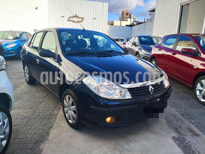 Renault Symbol 1.6 Confort usado (2010) color Azul Crepusculo precio $399.900