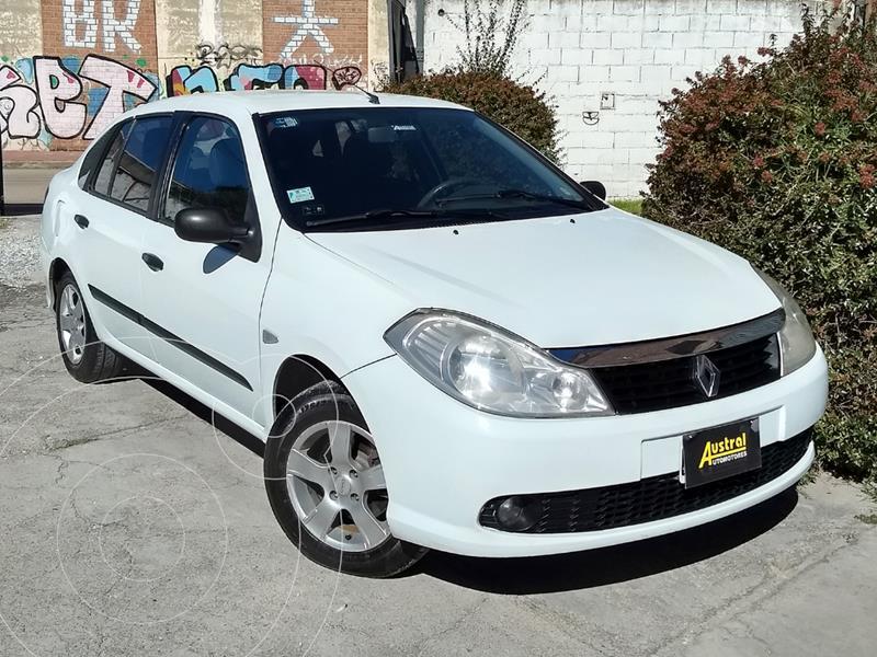 Foto Renault Symbol 1.6 Confort usado (2009) color Blanco precio $450.000