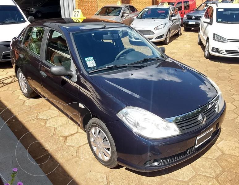 Renault Symbol 1.6 N 16v. Confort (105cv) usado (2011) color Azul precio $610.000