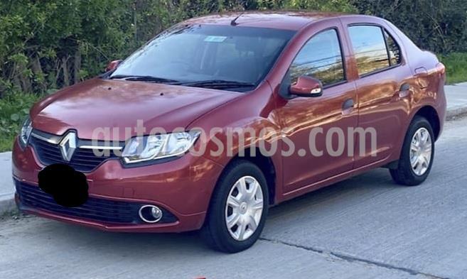 Renault Symbol 1.6 Expression usado (2017) color Rojo precio $4.850.000
