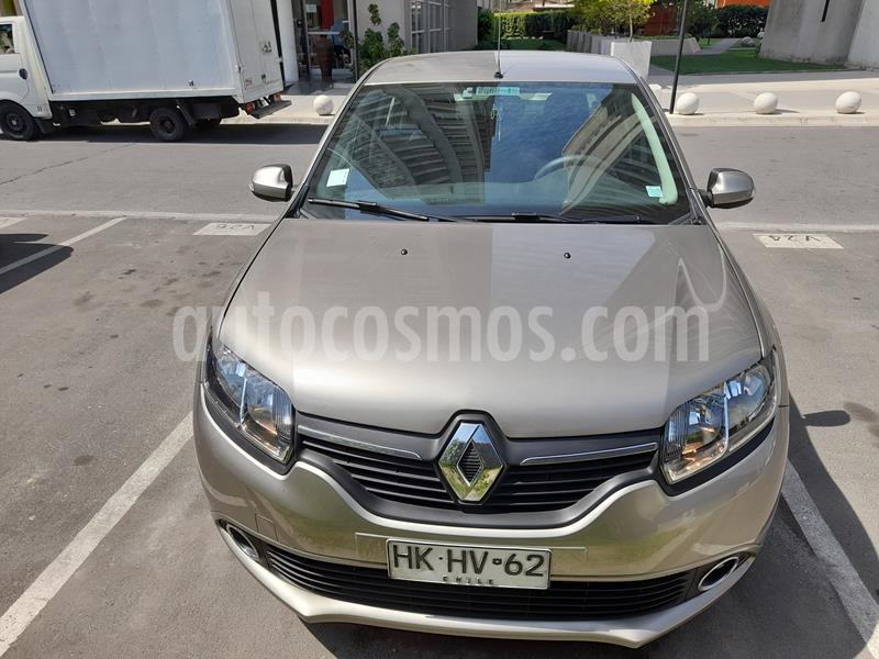 Renault Symbol 1.6 Dynamique usado (2015) color Beige precio $5.000.000