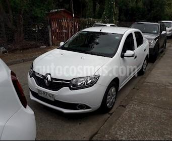 Renault Symbol 1.6 Expression usado (2014) color Blanco precio $4.350.000